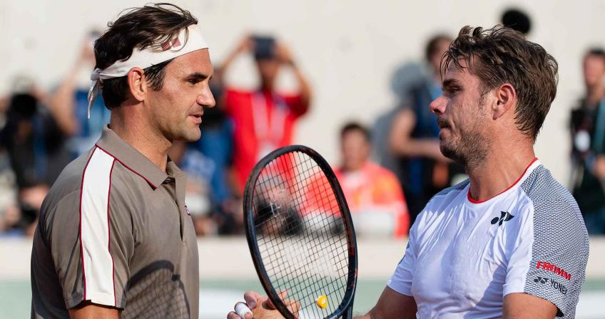 Stan Wawrinka reveals what he admires most about Roger Federer