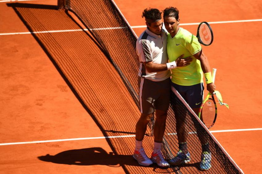 Jen Beattie: 'Roger Federer's rivalry with Rafael Nadal has been one for the ages'