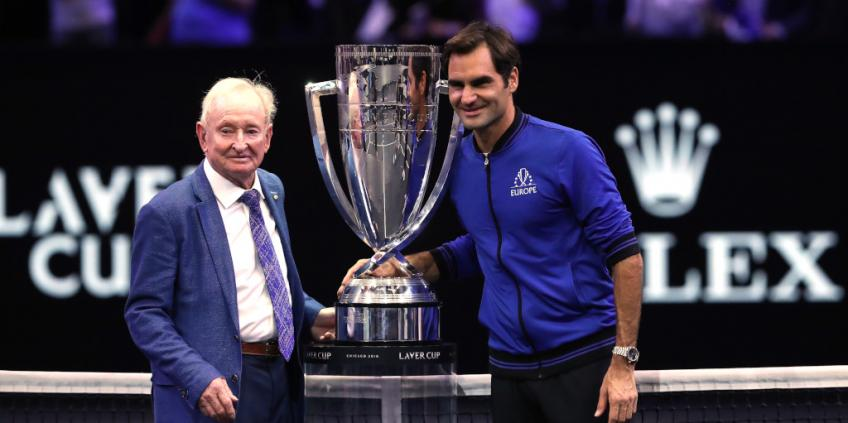 Lendl on the GOAT: Rod Laver & Roger Federer for now but the race is far from over