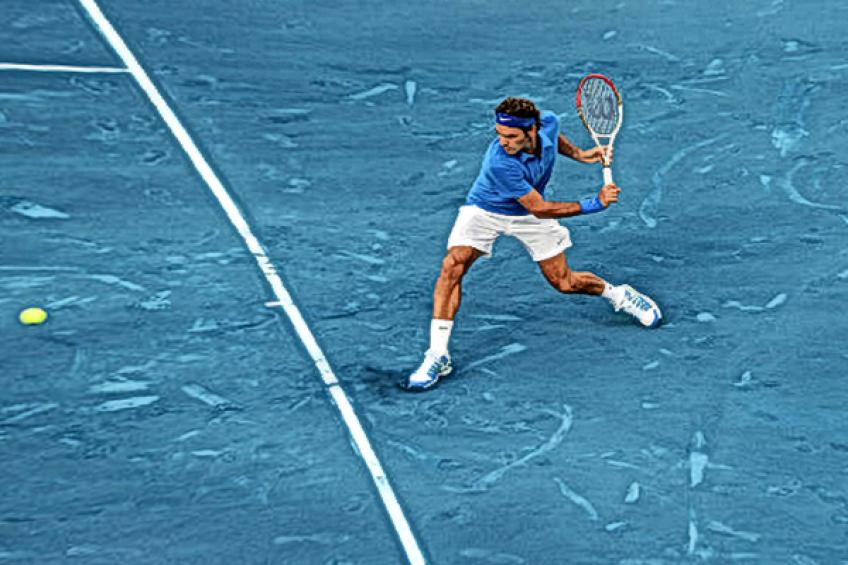 ThrowbackTimes Madrid: Roger Federer edges Milos Raonic who was the better player