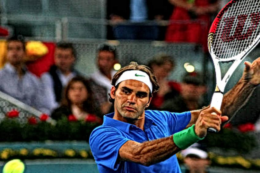 ThrowbackTimes Madrid: Roger Federer races past Richard Gasquet in 58 minutes