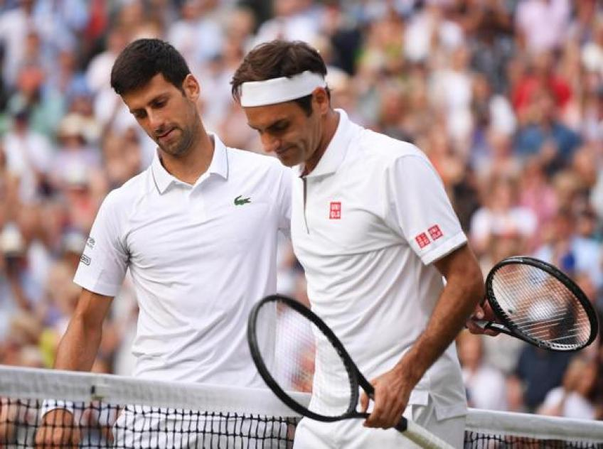 Todd Martin: 'Roger Federer is the most aesthetically pleasing ever, but Djokovic...'