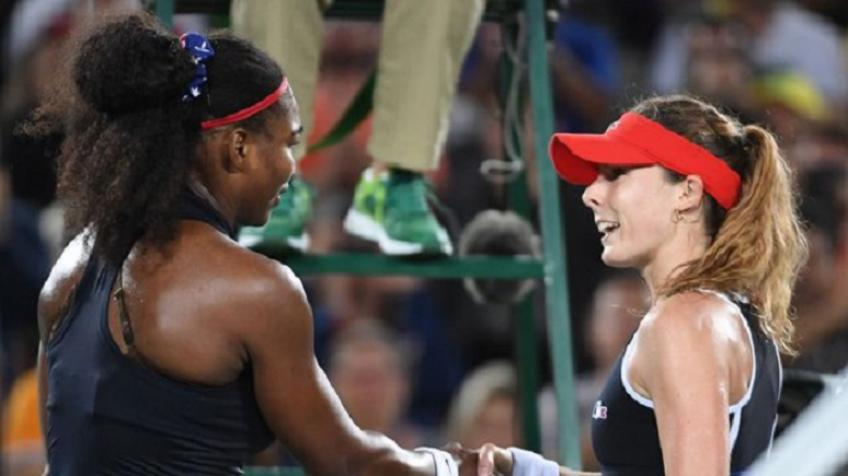 Cornet creates her perfect player: I would get the serve & power of Serena Williams