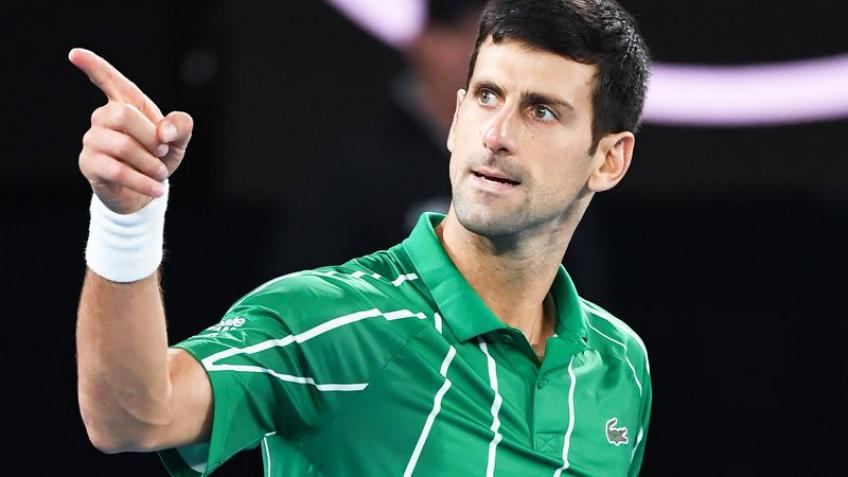 Novak Djokovic Responds to Criticism About His Comments on Food & Water