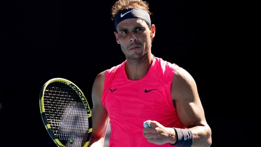Rafael Nadal reveals how he wants to be remembered in the future