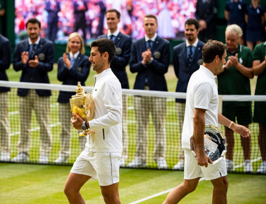 Lendl: 'Djokovic's win over Roger Federer in last year's Wimbledon final was crucial'