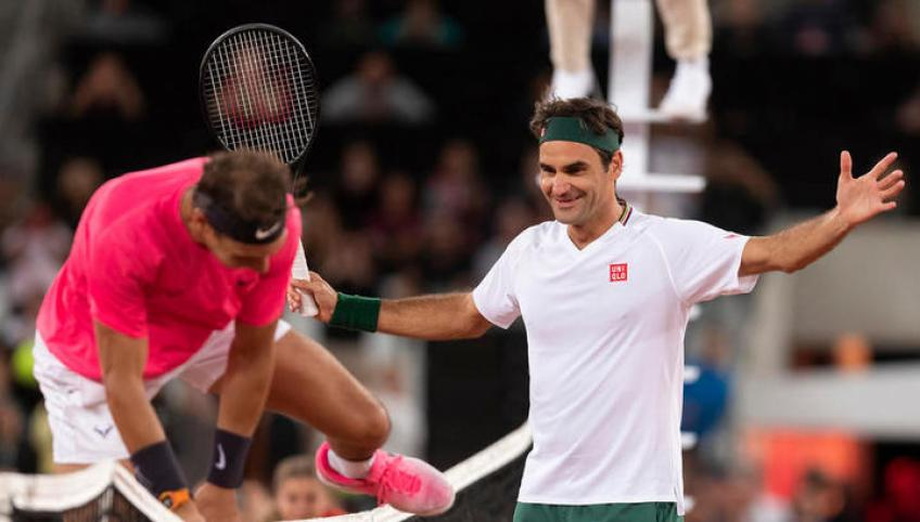 Ferrer: 'We can enjoy Roger Federer and Rafael Nadal for a few more years'