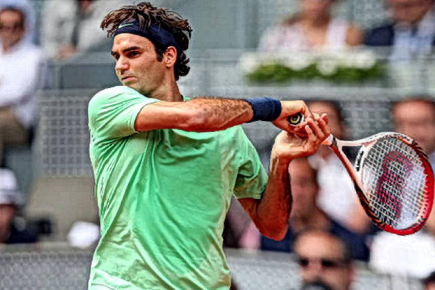 ThrowbackTimes Madrid: Roger Federer loses to Kei Nishikori for worst results in..