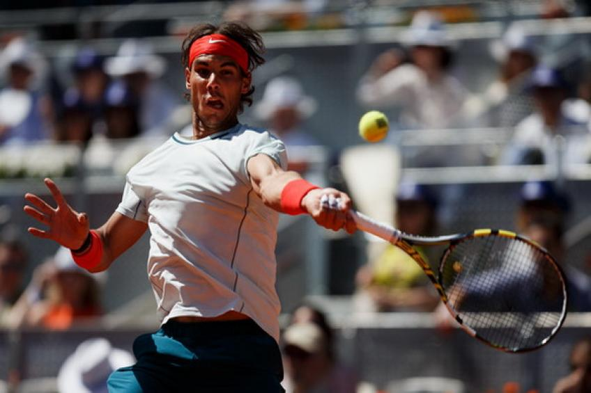 ThrowbackTimes: Rafael Nadal edges David Ferrer to stay on title course