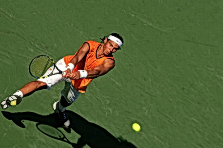 In-form Rafael Nadal - 'I feel very comfortable, both on clay and hard'