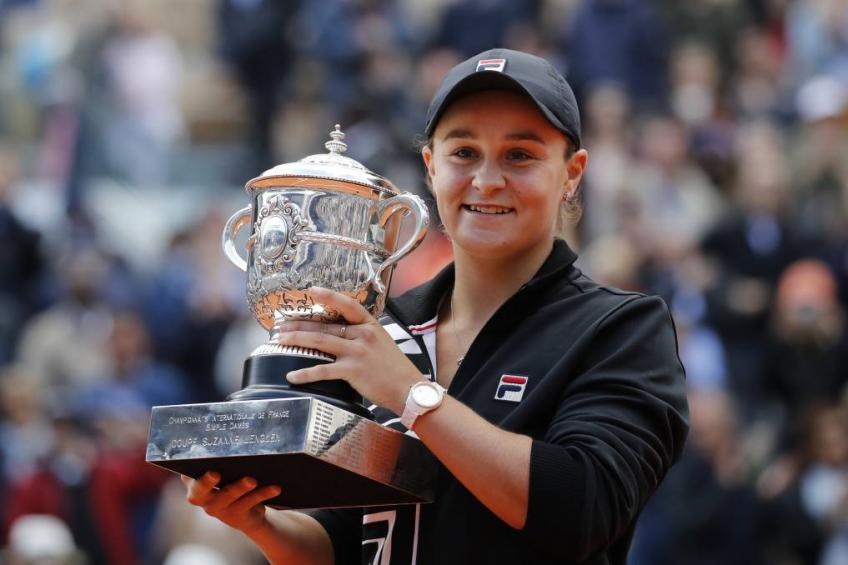 Ash Barty reflects on her run last year: 2019 was just incredible for my team and I