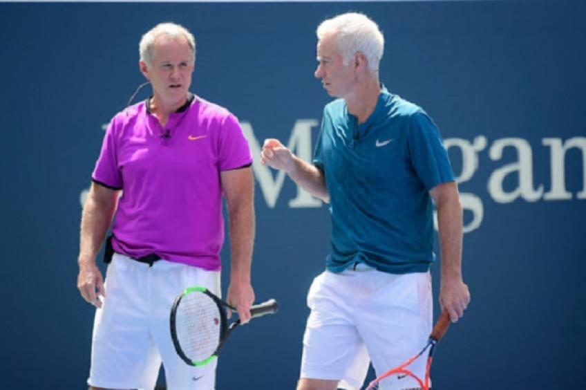 Patrick McEnroe: McEnroe Brothers would beat the Murray siblings in doubles