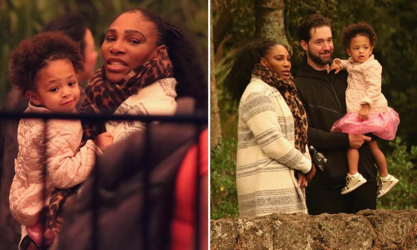 Alexis Ohanian on his wife Serena Williams: she is the Greatest Mother of all Time