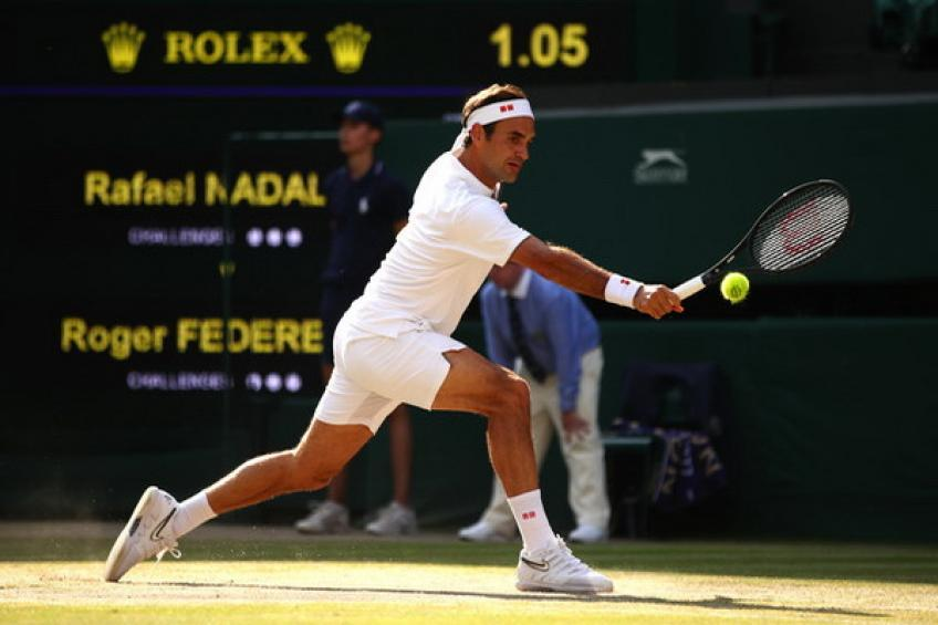 Roddick: 'Arrogant isn't one of my first words I would use to describe Roger Federer'