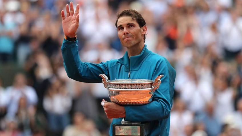 Leconte: Rafael Nadal is like an F1 racing team which produces a new car every year