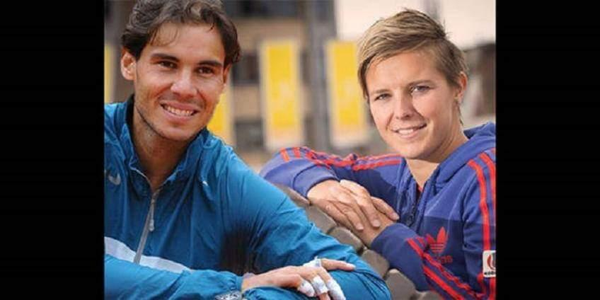 Flipkens on Rafael Nadal Story: Is this even news?! We were 14 (!)  years old