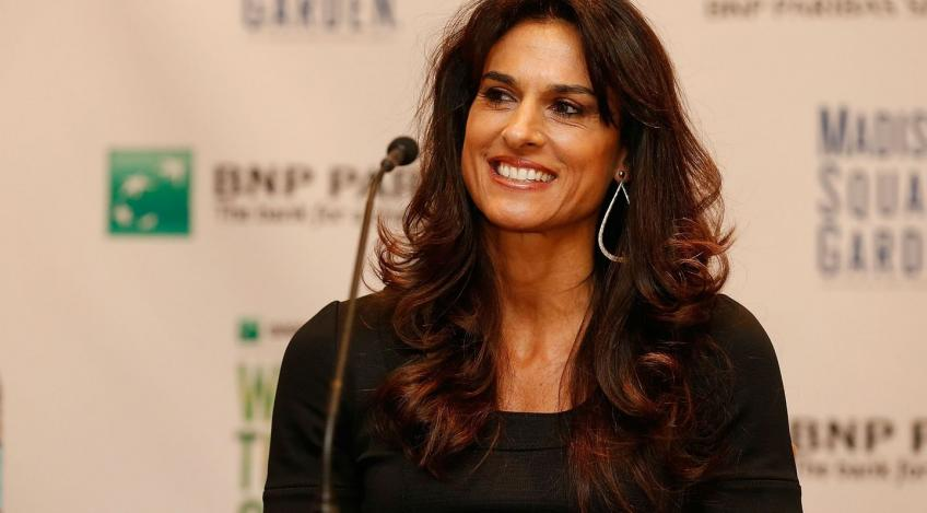 Gabriela Sabatini: I am proud of who that person was