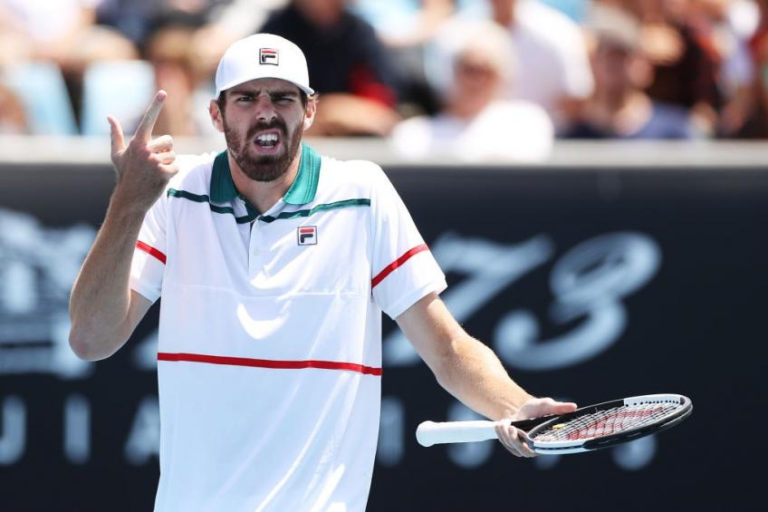 Reilly Opelka: ATP fines me for everything, even for drinking Red Bull on court
