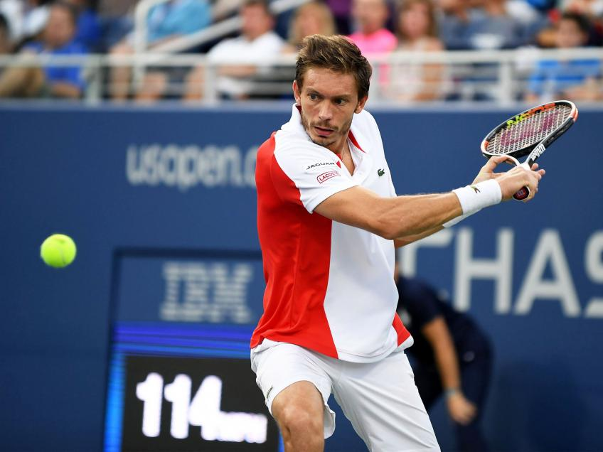 Nicolas Mahut: The goal is to go to Tokyo and win a medal