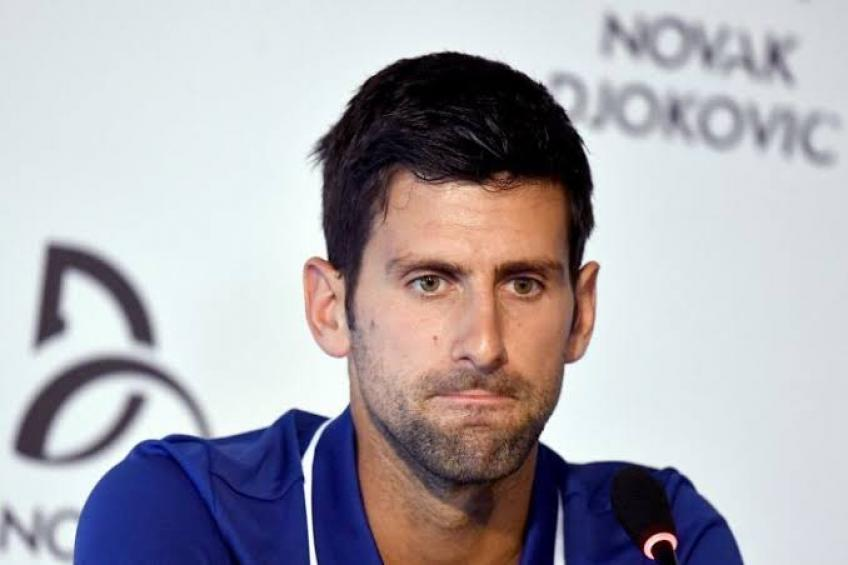 Novak Djokovic selects the most heartbreaking moment of his career