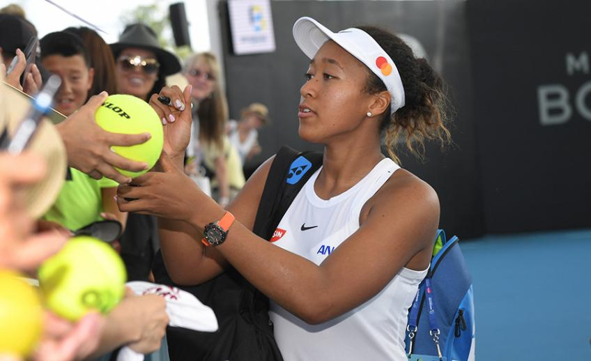 Naomi Osaka: I miss tennis a lot. I will have more gratitude when we return