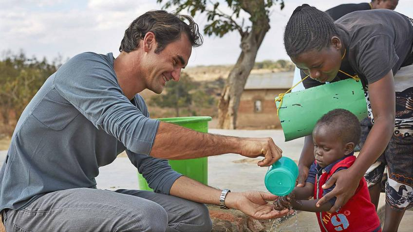 Roger Federer exceeds $5 million worth of donations in 2020 alone