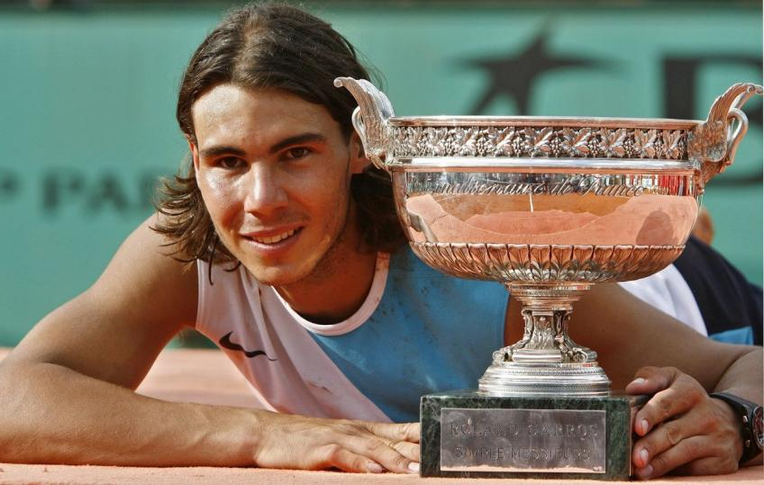 Rafael Nadal's best memory - 2007 edition: Third Roland Garros in a row after Borg