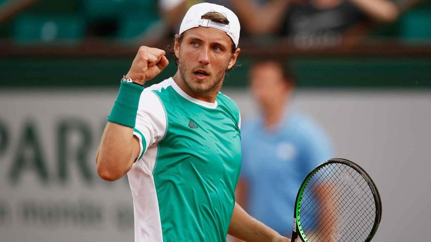 Lucas Pouille: My business has been going well, there is demand for Higy
