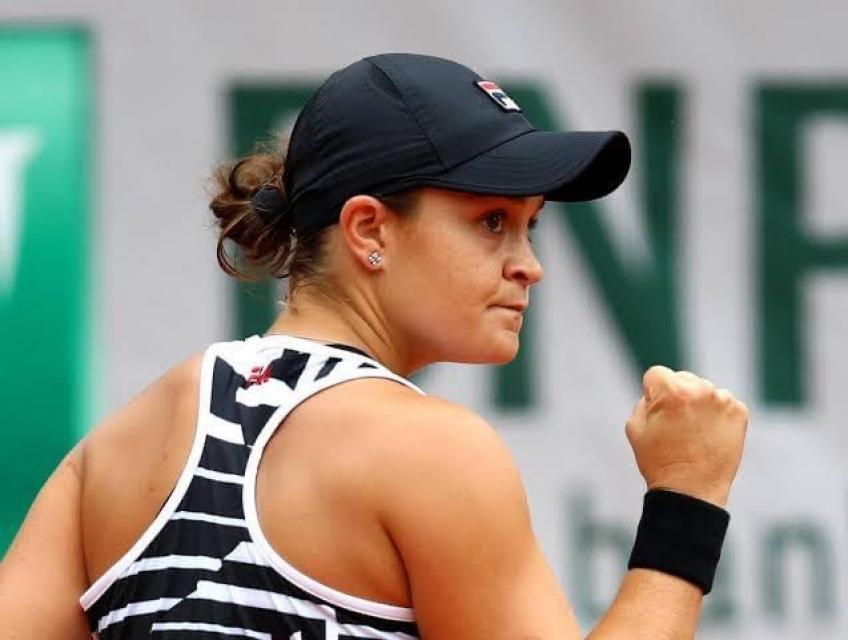 Ashleigh Barty: 'You never know what's around the corner with tennis'