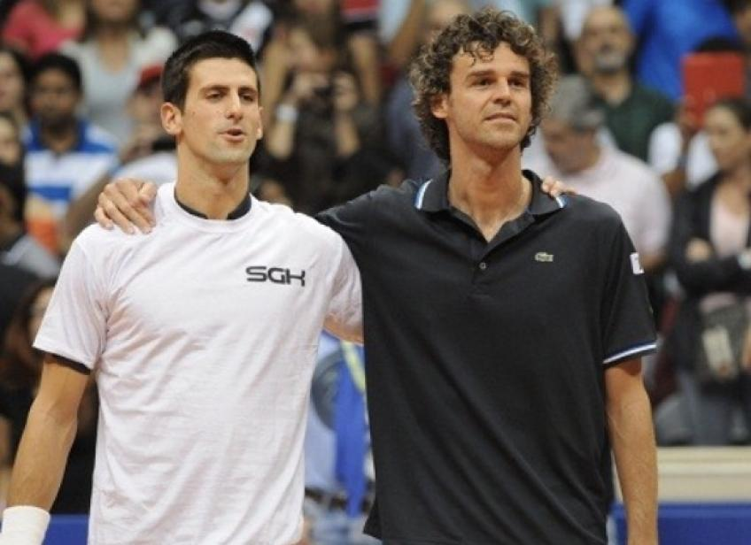 Novak Djokovic credits Gustavo Kuerten for his successful comeback to tennis