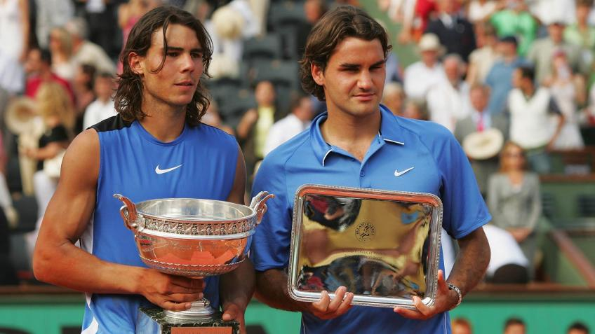 Uncle Toni: 'In 2006 Roger Federer played a little different against Rafael Nadal'