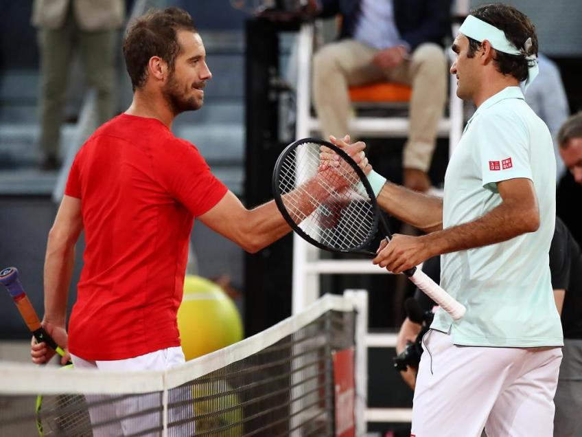Richard Gasquet: Roger Federer would not have been ready for Wimbledon