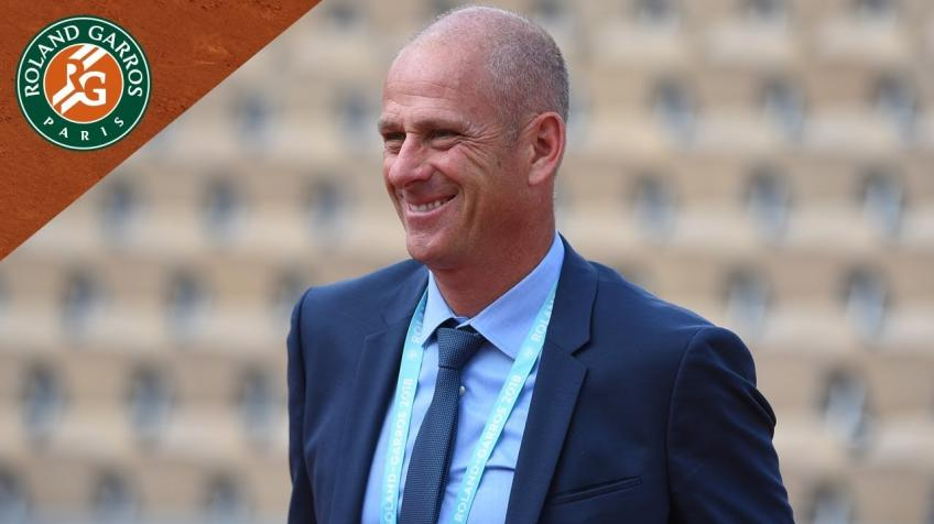 Guy Forget: We want to welcome as many fans as possible based on guidelines