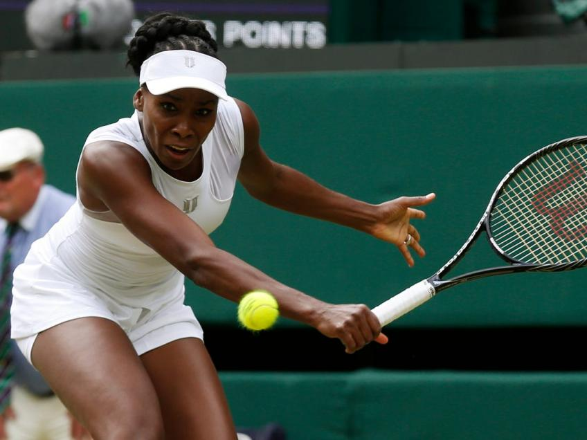 Venus Williams on her diet:  Life is too short to not love what you're eating