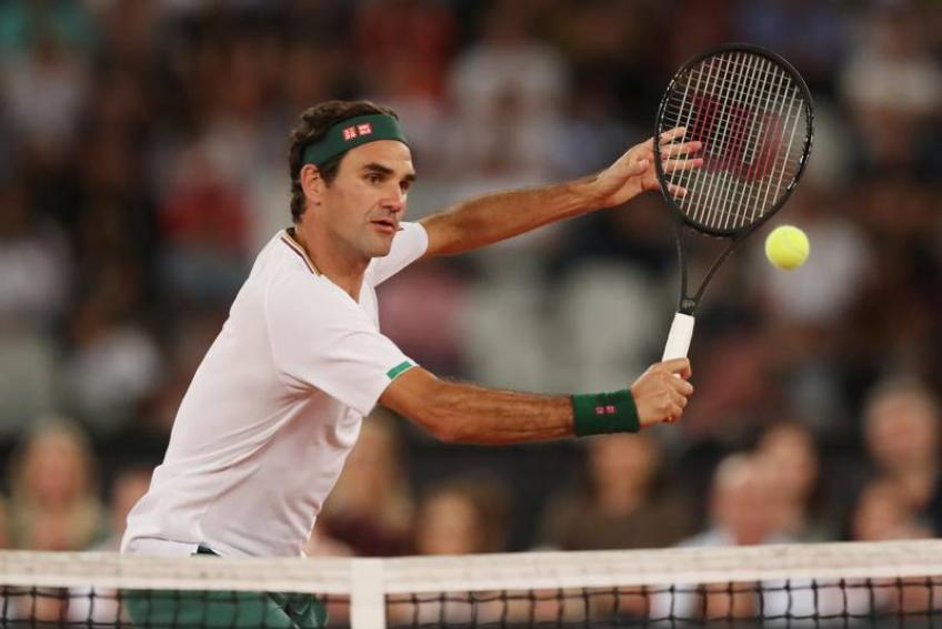 Roger Federer: 'Maybe we wait for the appropriate time to return to normal mode'