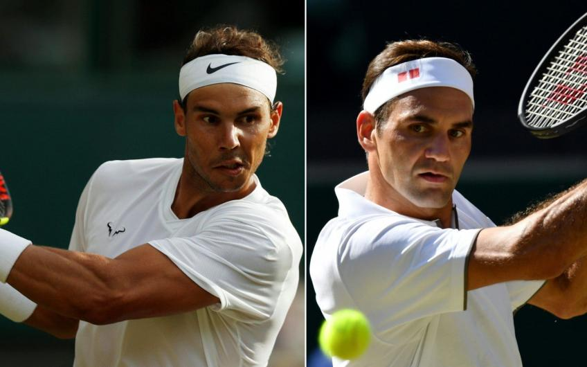 Which shot of Federer & Djokovic would Rafael Nadal pick for his perfect player?