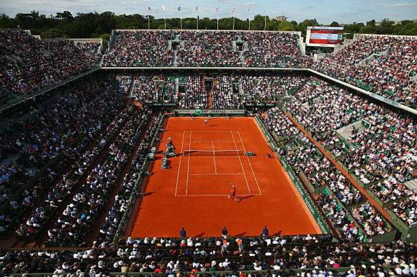 FFT official confident French Open will be staged with fans in attendance
