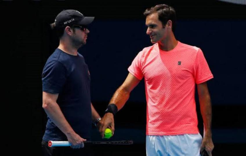 Luthi: 'It's not necessary to really hit for Roger Federer'