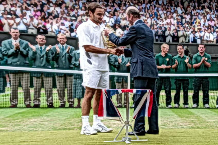 In Roger Federer's words: 'I thought about retiring, the pain was too strong'