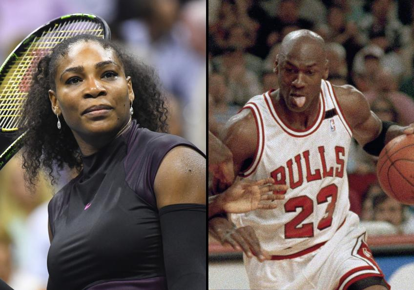 Serena Williams looking forward to watching Michael Jordan's 'The Last Dance'