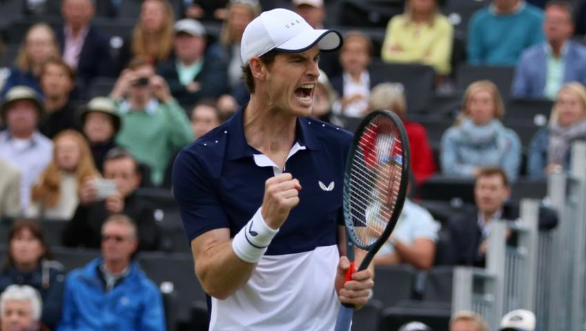 Andy Murray to make his return at Schroders Battle of the Brits