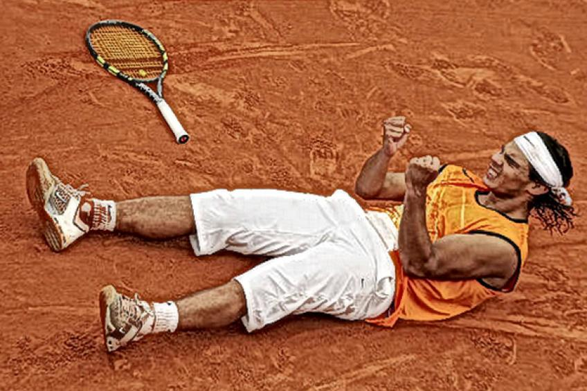 In Rafael Nadal's words: 'Monte Carlo 2003 was my first big event and I played..'