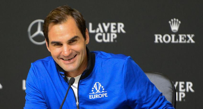 Luthi reveals one thing people don't know about Roger Federer