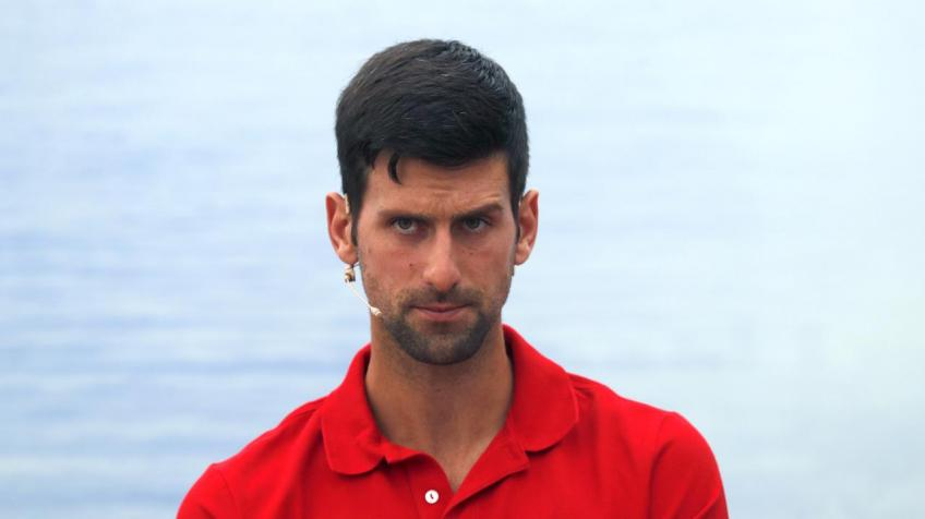 Novak Djokovic reveals his lockdown secret
