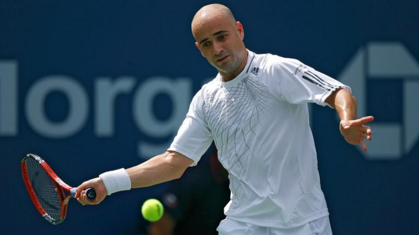 Andre Agassi on his son Jaden: 'I am really proud of who he is'
