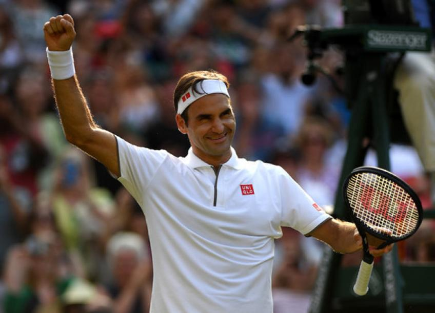 F1 World Champion: 'If Roger Federer doesn't train on court for five months...'