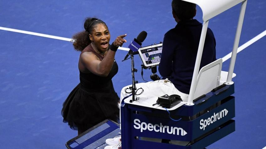 Madness and dramas on a court: from John McEnroe to Serena Williams