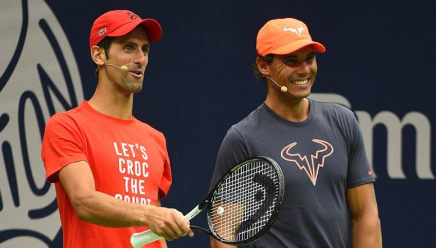 Rafael Nadal reveals what makes the greats of sport really great