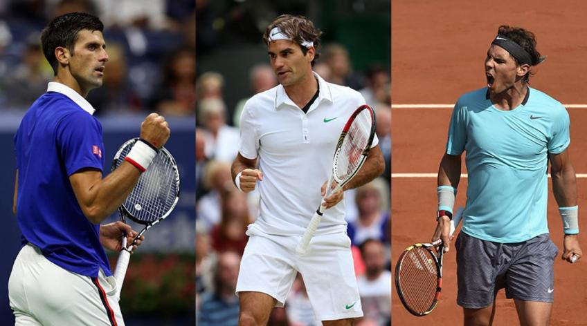 Guy Forget predicts Federer, Nadal & Djokovic will still be on top when tour resumes