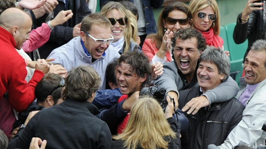 Rafael Nadal:  The new normality will be what we accept